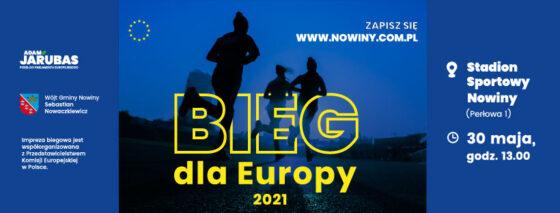 Wystartuj w Biegu dla Europy 2021